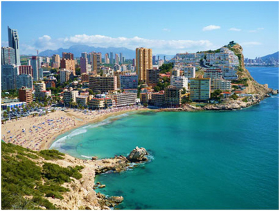 Alicante Beach Photo